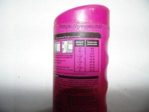 Количество витков нити в зависимости от диаметра