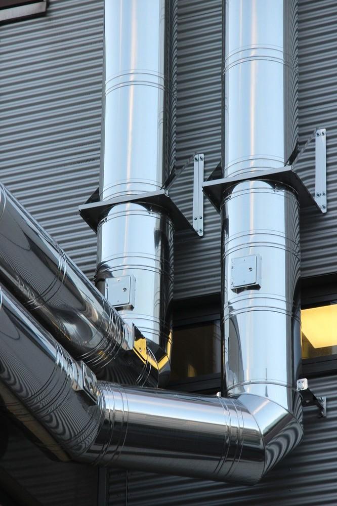 Дымовые трубы газовых котлов с открытой камерой сгорания