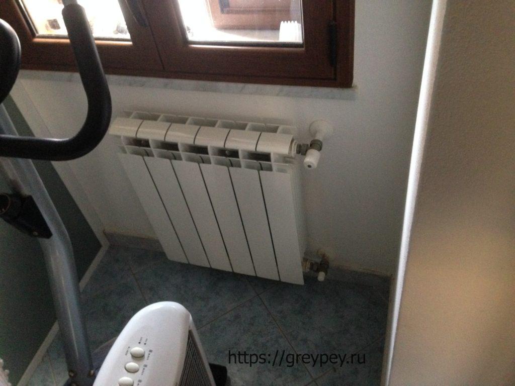 Виды и устройство радиаторов отопления