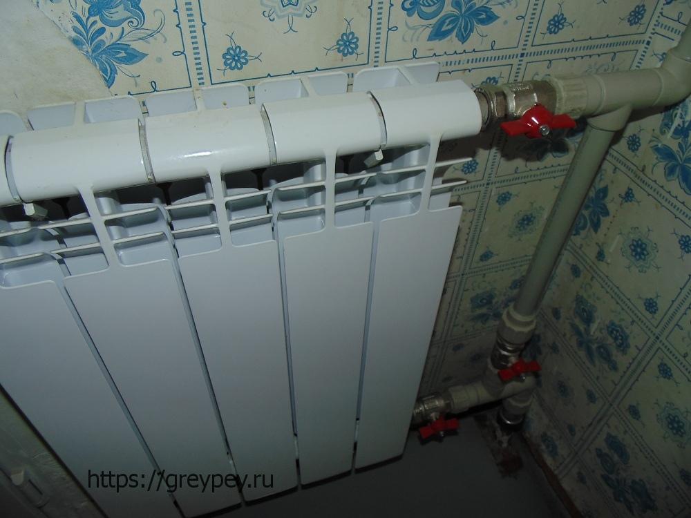 Отопительные радиаторы - виды и устройство, материал изготовления