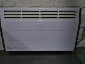 отопление лоджии электрическим конвектором