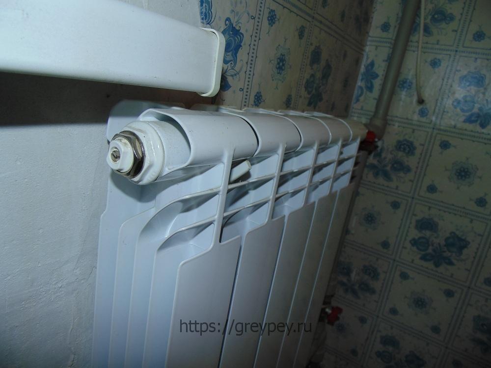 Отопление лоджии радиатором централизованного отопления