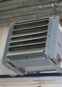Газовый настенный конвектор отопления