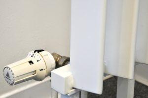Радиатор с двумя каналами и оребрением из прямоугольных труб
