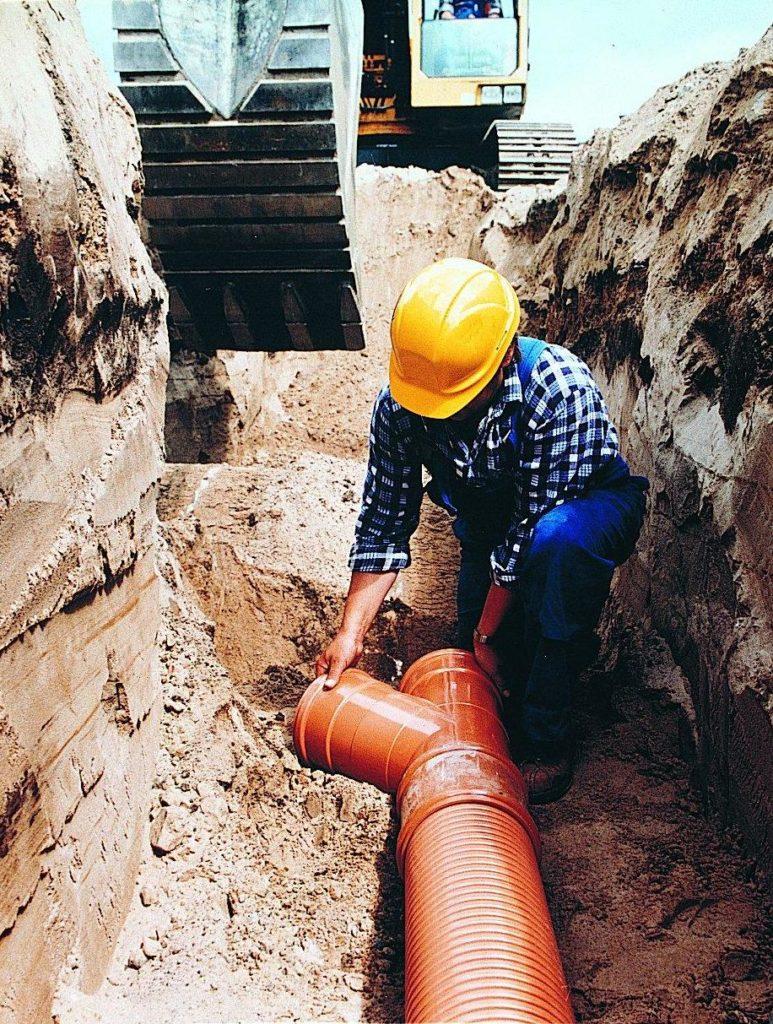 Наружная канализация