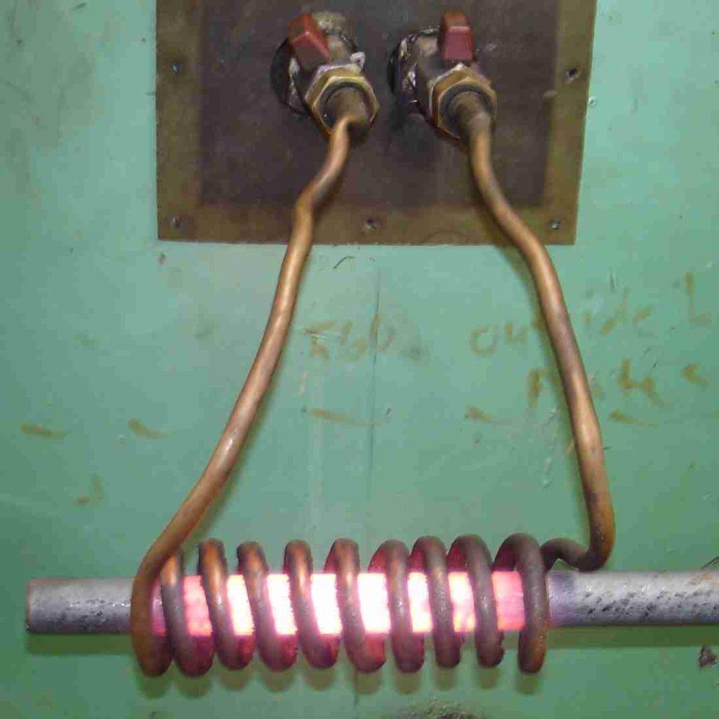 Принцип работы индукционного нагрева