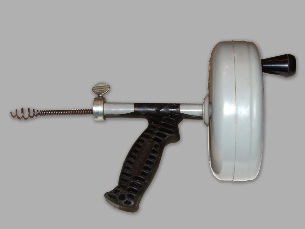 Пружинный трос с приводом