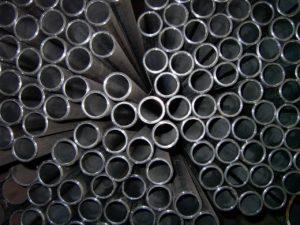 Стальные трубы отопления
