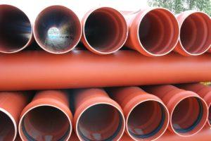 Трубы канализации из ПВХ