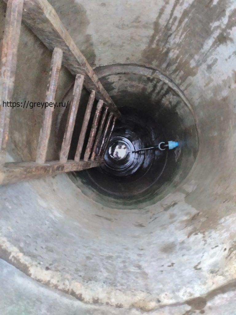 Источник воды системы водоснабжения