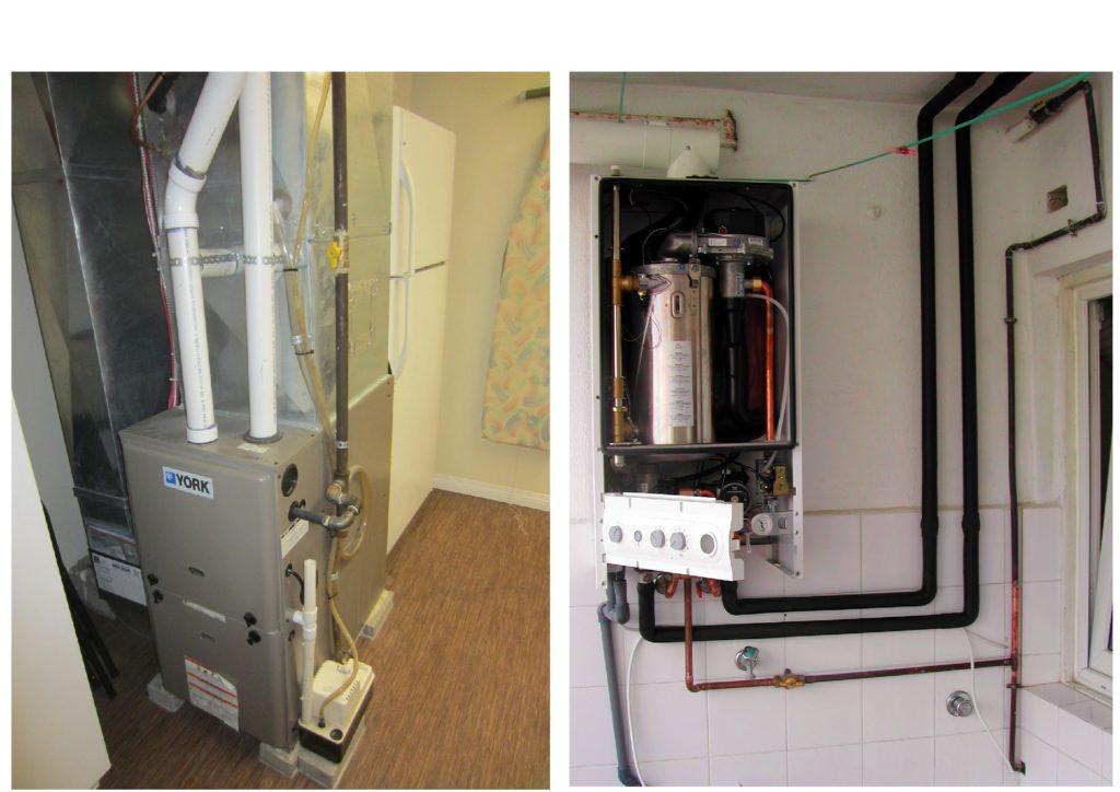 Конденсационные газовые котлы отопления
