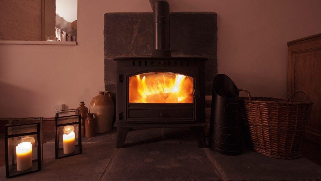 Печное отопление частного дома