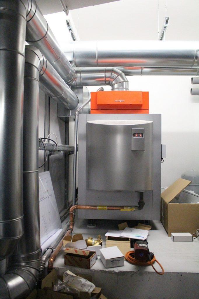 Виды газовых котлов отопления