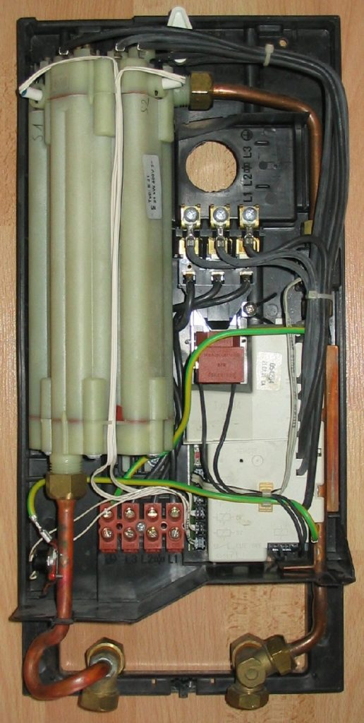 Электрический (ТЭНовый) котел