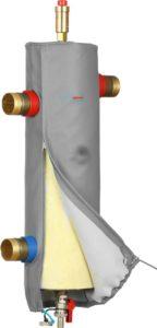 Применение гидрострелки