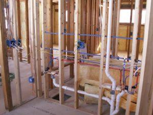 Схемы внутреннего водопровода