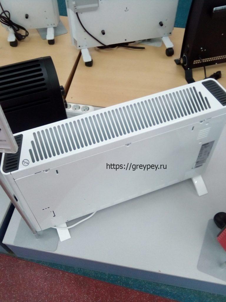Способы электрического отопления