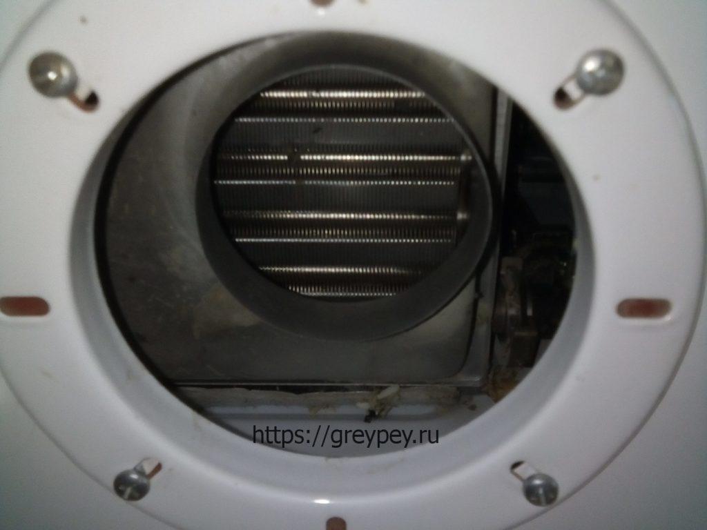 Теплообменник из нержавеющей стали