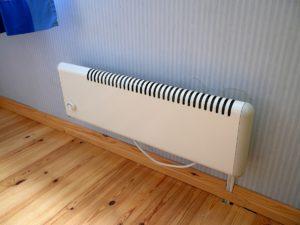 Электрическое отопление отдельными приборами