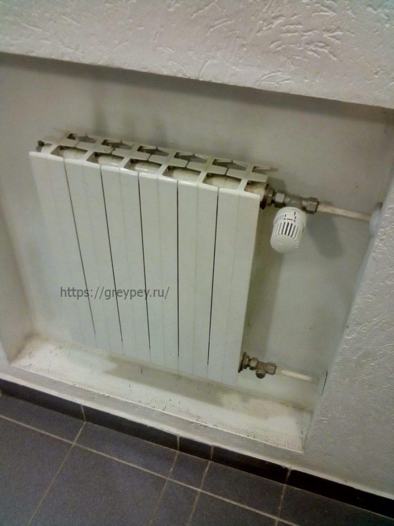 Обслуживание радиаторов отопления в отопительный сезон