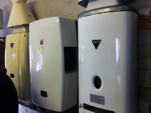 Проточные и накопительные газовые водонагреватели