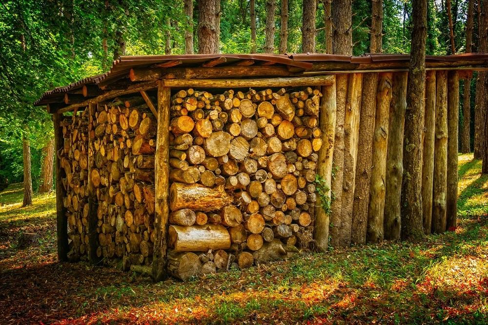 Склад дров