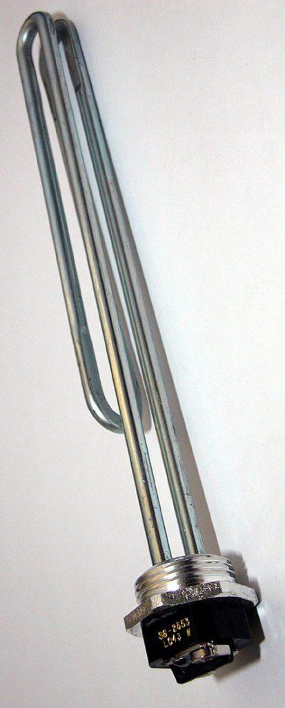 Трубчатый электрический нагреватель