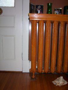 Дизайн-радиатор из чугуна