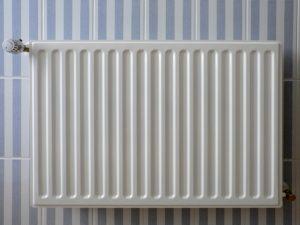 Панельный радиатор из стали