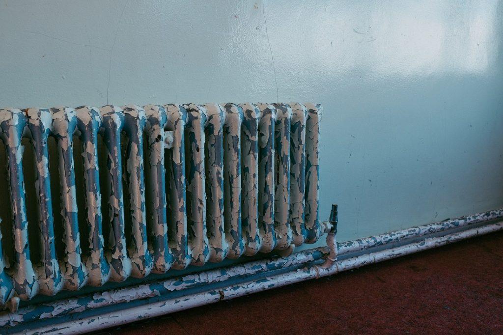 Дефекты радиаторов отопления