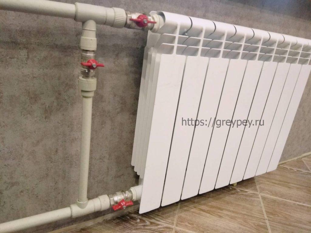 Эффективные радиаторы отопления