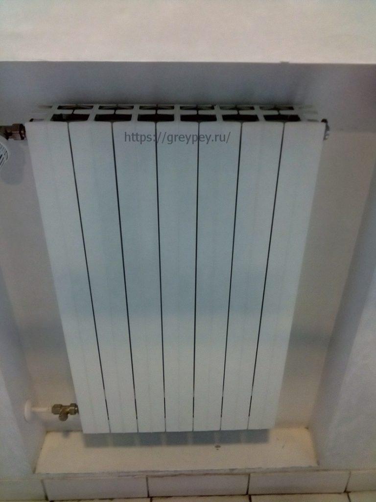 Как разобрать и собрать радиатор отопления
