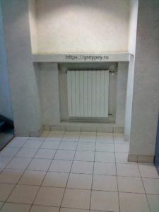 Не прогревается радиатор отопления причины
