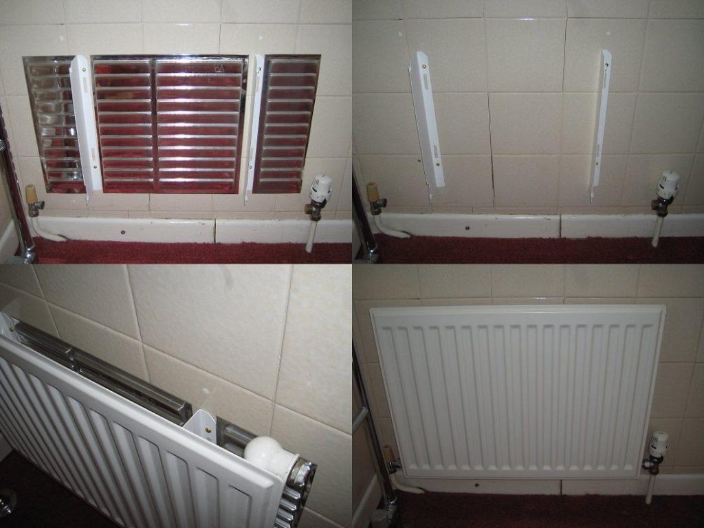 Теплоизоляция батарей отопления в квартире