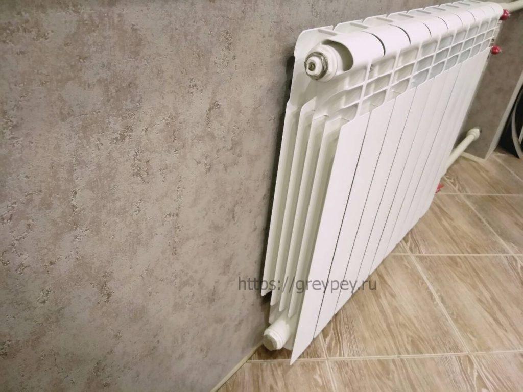 Изготовление радиаторов отопления