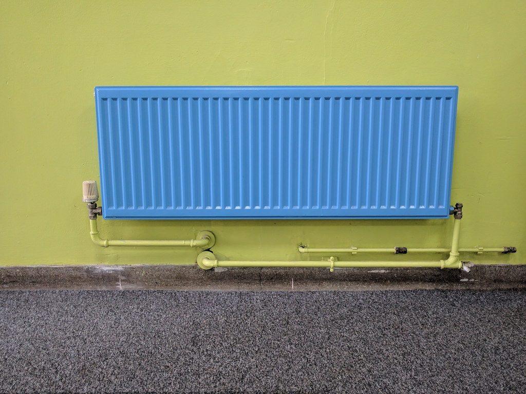 Расчет мощности стальных радиаторов отопления