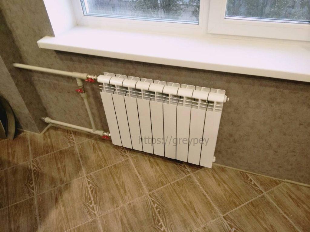 Сколько стоит радиатор отопления