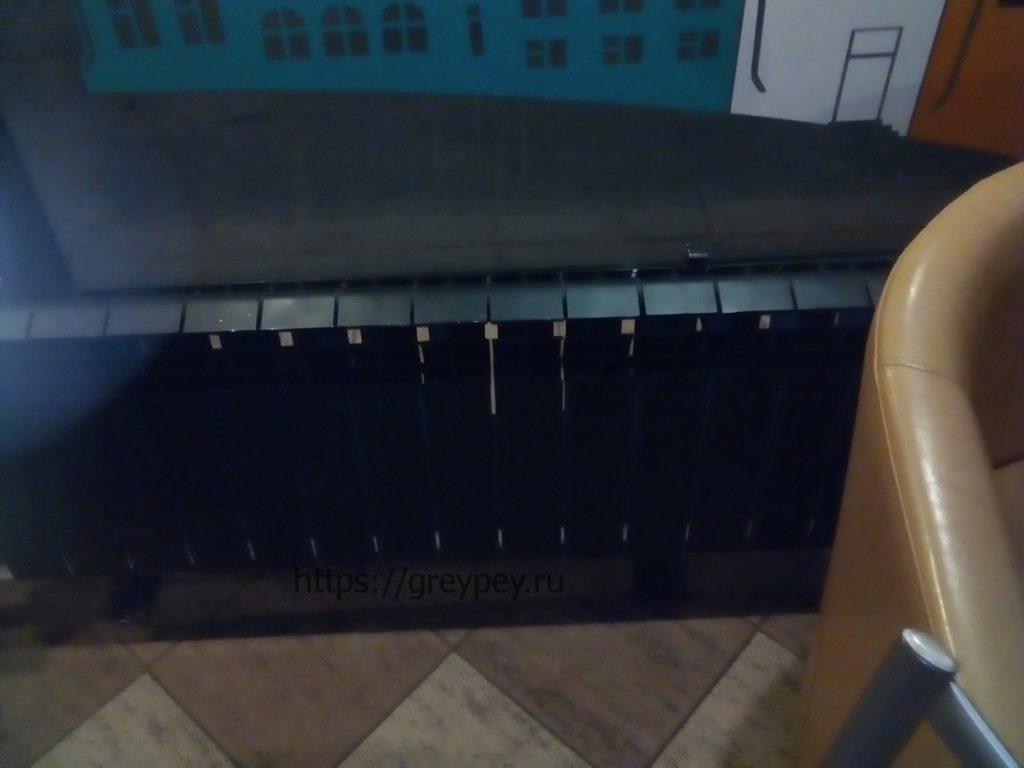 Температура воды в радиаторах отопления нормы