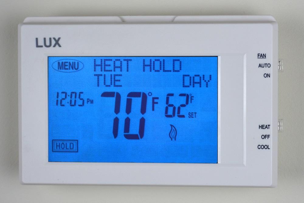 Электронный термостат конвектора