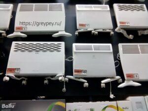 Выбор конвектора отопления