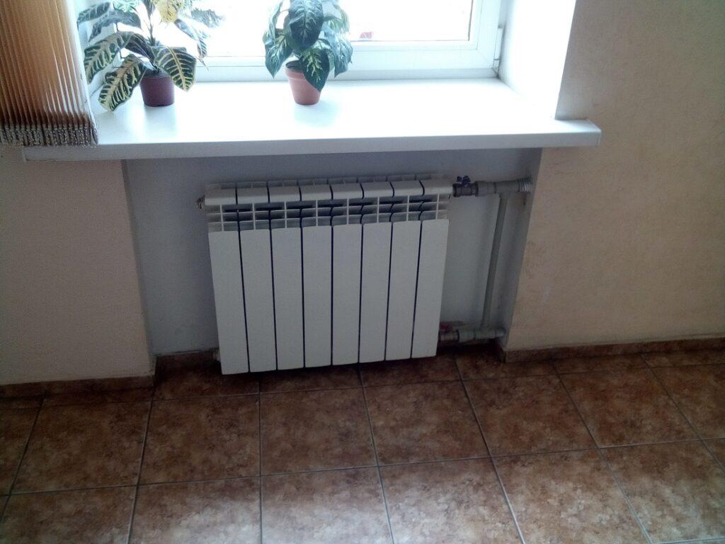 Автономное водяное отопление частного дома