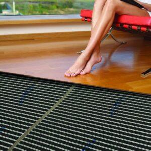 Достоинства и недостатки электрического теплого пола