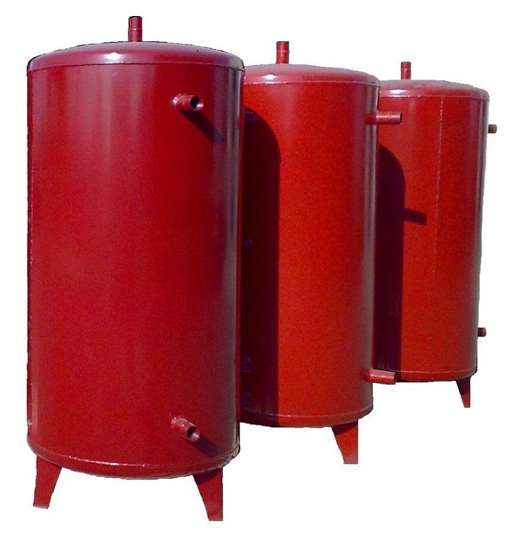 Теплоаккумуляторы для системы отопления