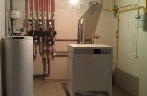 Выбор напольного газового котла для частного дома