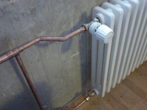 Медные трубопроводы для водяного отопления
