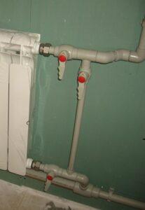 Полипропиленовые трубы отопления