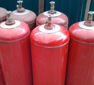 Сжиженный газ