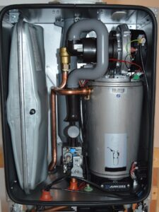 Настенный газовый турбированный котел