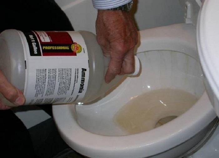Промывка канализации реагентами