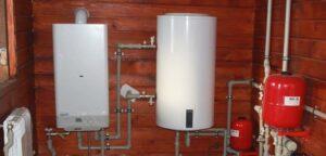 Газовое водяное отопление